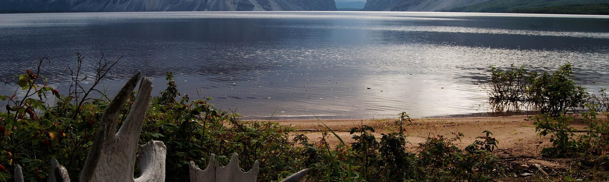 Little Doctor Lake, Dehcho Region