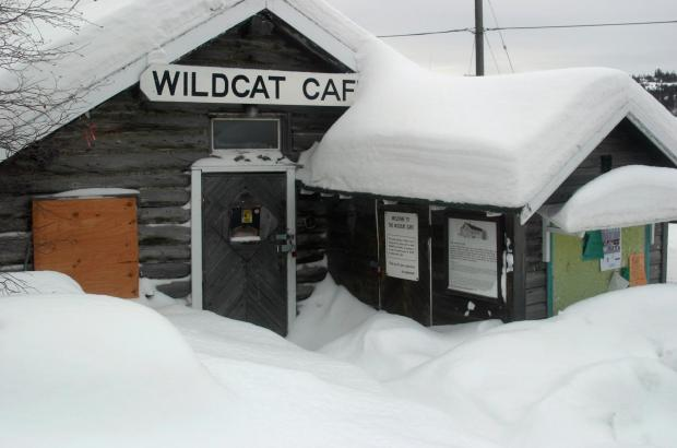 Wildcat Cafe, Yellowknife, North Slave Region