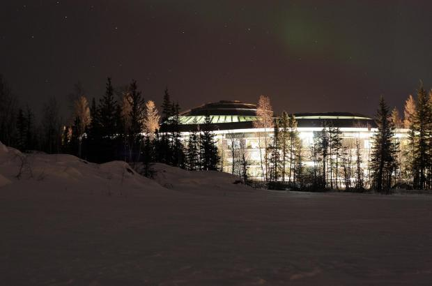 Legislative Assembly Building, Yellowknife, North Slave Region