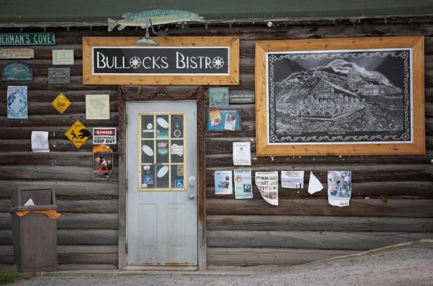 Bullock's Bistro, Yellowknife, North Slave Region