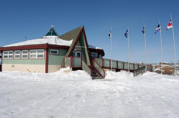 Behchoko Band Office, Behchoko, North Slave Region