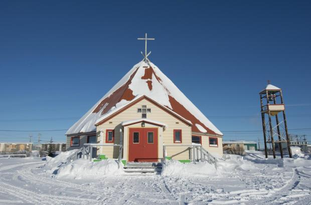 Church of Saint Theresa of the Child Jesus, Deline, Sahtu Region