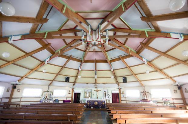 Church of Saint Theresa of the Child Jesus, Deline, Sahtu Region