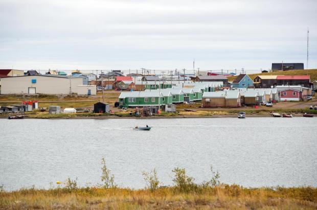 Tuktoyaktuk, Beaufort Delta Region