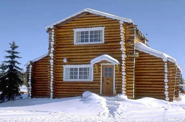 Office Building, Colville Lake, Sahtu Region