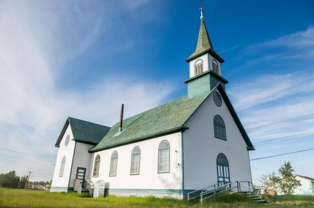 Church of Saint Joseph, Fort Resolution, South Slave Region