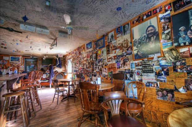 Bullock's Bistro, Yellowknife, North Slave Region