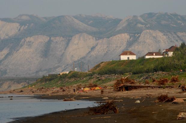 Tulita, Sahtu Region
