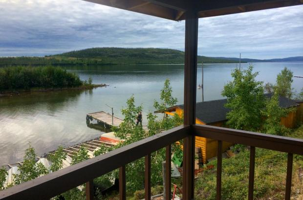 Frontier Fishing Lodge, East Arm of Great Slave Lake, North Slave Region