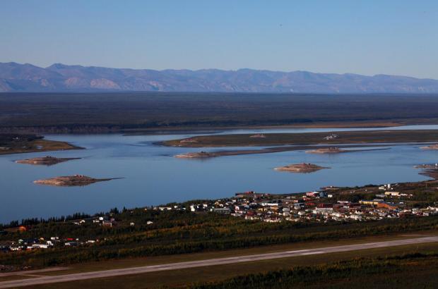 Mackenzie River, Norman Wells, Sahtu Region