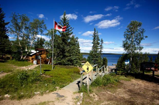 Kasba Lake Lodge, South Slave Region