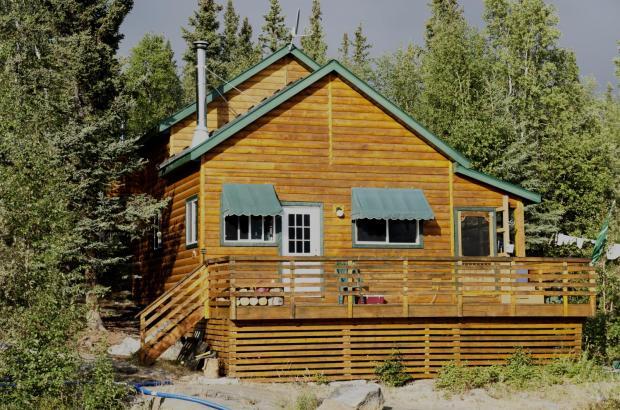 Yellow Dog Lodge, North Slave Region