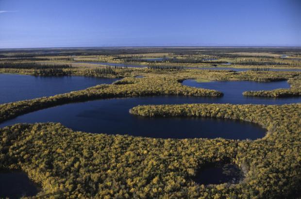 Beaufort Delta Region