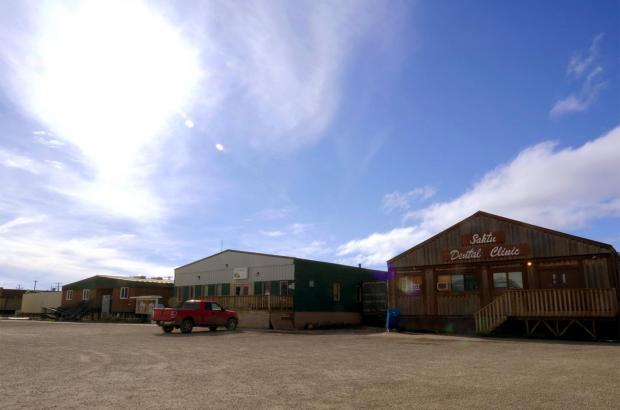 Town Centre, Norman Wells, Sahtu Region