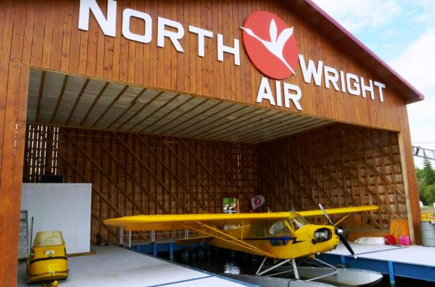 North-Wright Air Float Plane Base, Norman Wells, Sahtu Region