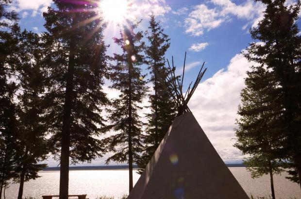 McKinnon Territorial Park, Norman Wells, Sahtu Region