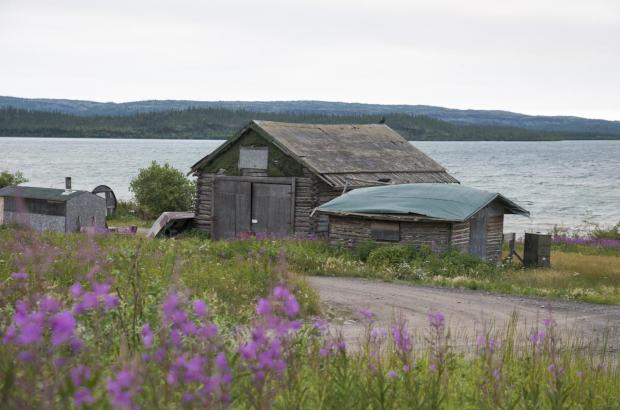 Łutselk'e, North Slave Region