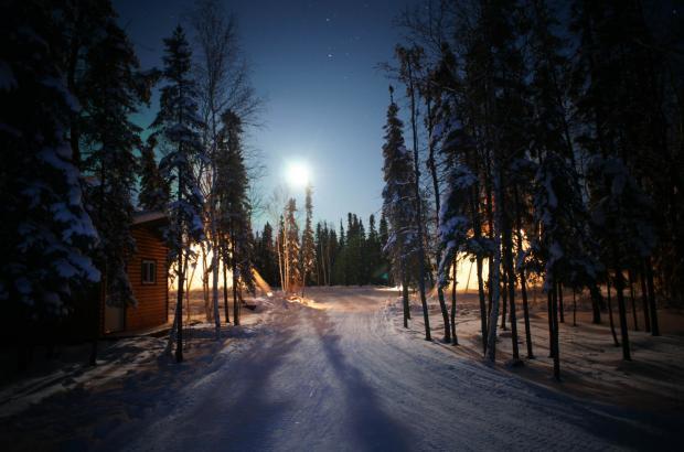 Aurora Village, North Slave Region