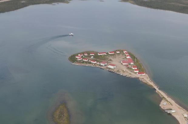 Great Bear Lake Lodge, Sahtu Region