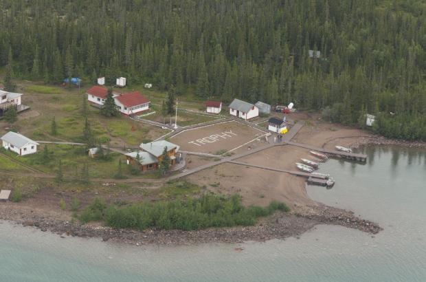 Trophy Lodge, Great Slave Lake, North Slave Region