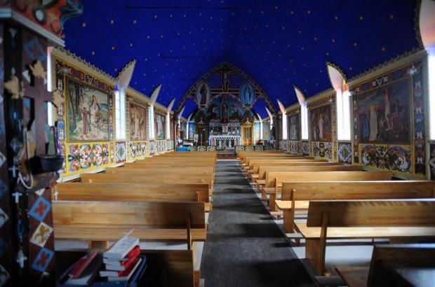 Our Lady of Good Hope Church, Fort Good Hope, Sahtu Region