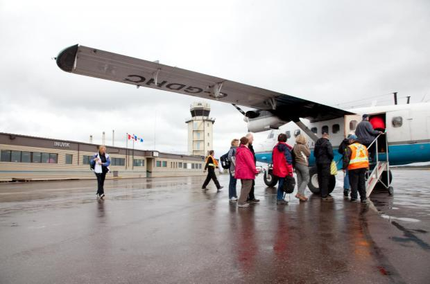 Inuvik (Mike Zubko) Airport, Inuvik, Beaufort Delta Region