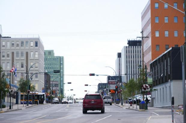 Franklin (50th) Avenue, Yellowknife, North Slave Region