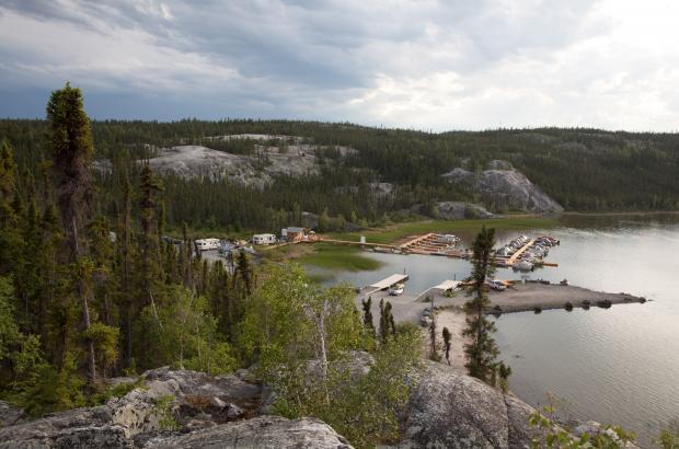 Prelude Lake Territorial Park, North Slave Region